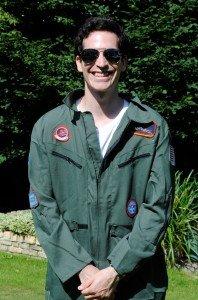 Top Gun Jumpsuit